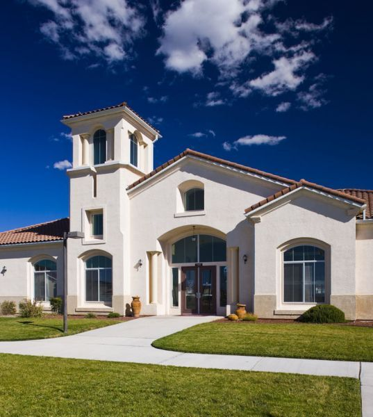 Housing Rental Sites: Kirtland Family Housing