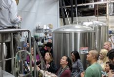 Resident Brew Tour to Steel Bender Brewyard - February 2018