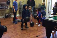 Super Hero Training Academy & Ice Cream Social (Month of the Military Child event) - April 2017