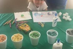 St. Patrick's Day Craft - March 2017