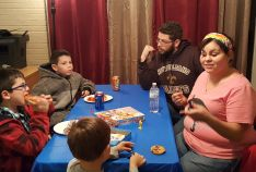 Family Game Night - January 2017